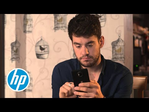 Go behind the screen with HP Online Store