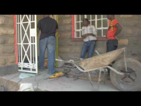 Carson Academy Kenya Renovations