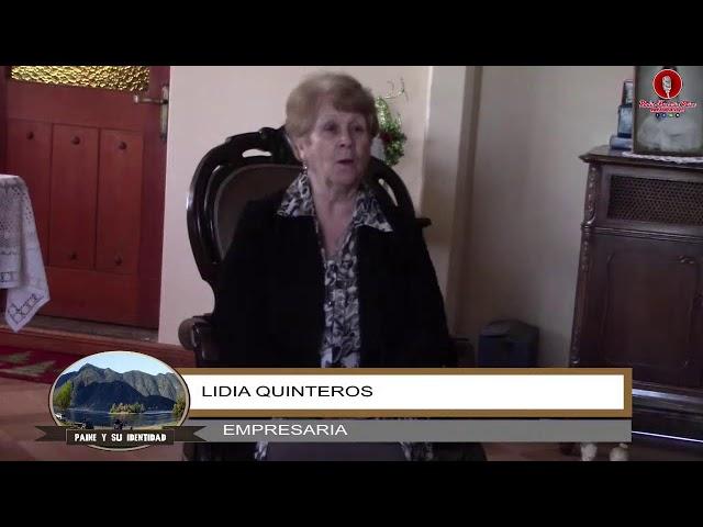 Entrevista a Lidia Quinteros Empresaria