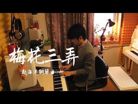 梅花三弄 夜色钢琴