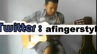 Nathan Fingerstyle Sungha Jung Indonesia Cover Bon Jovi Bed of Roses
