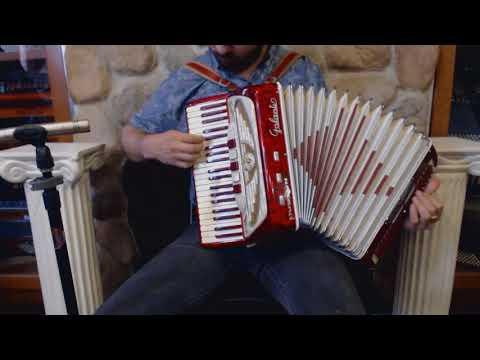 2999 - Red Galanti Piano Accordion LM 41 120 $799