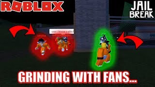 Why I have join game set to No One | Roblox Jailbreak