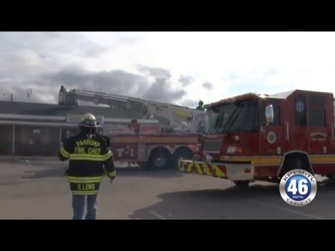 04/11/2016 Structure Fire Floyd's Construction Highway 160