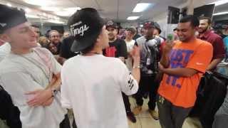 bmny tyla griz vs joey gambello rap battle