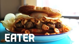The Spaghettios Sammy ...from Milk Bar Life By Christina Tosi