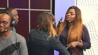 Funke Akindele Ugovina Kanabuti Ice Summy Francis on THE OGBONGE SHOW with Ogbolor