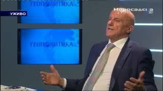 Geopolitika 24 maj gost Miodrag Daka Davidović