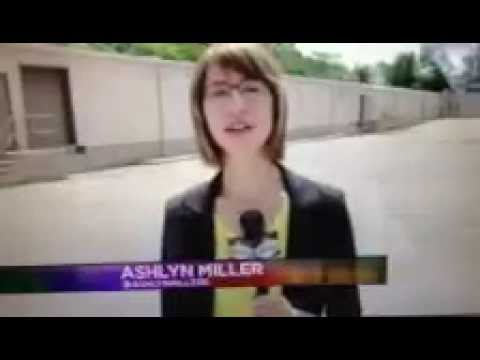 WHAG-TV Internship clip: Ashlyn Miller