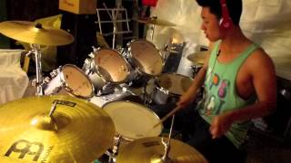 Bruno Mars | Runaway Baby | drum cover by ThienTunes