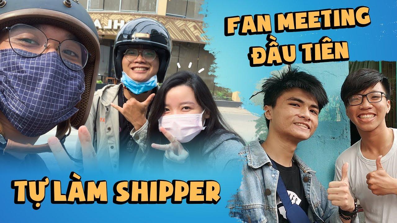 Giả Làm Shipper Đi Giao Ốp Lưng Thì Sao Nhỉ..? | NTVP