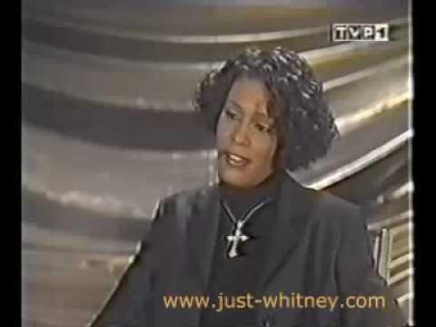Whitney Houston Interview Poland