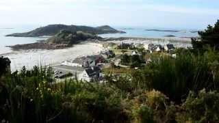 TREBEURDEN - Côte de Granit Rose - Bretagne