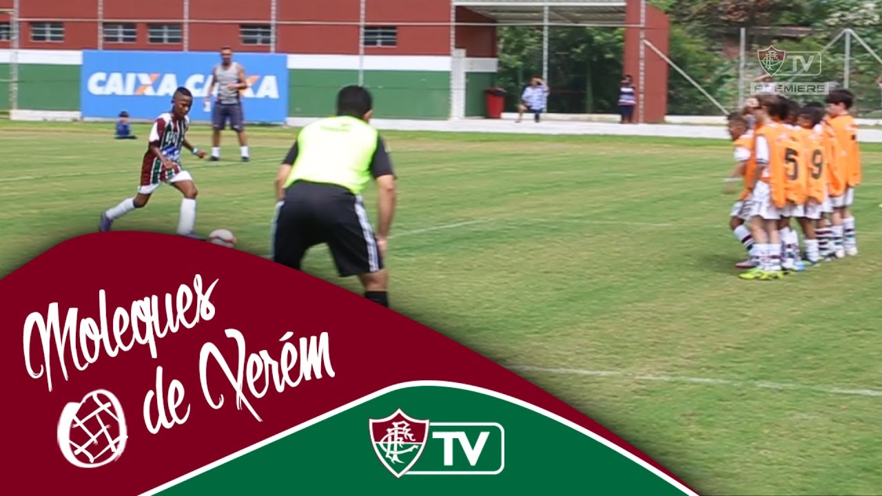 acd69c994e FluTV - Escolinhas do Flu de todo o Brasil participam da 4ª Copa  Guerreirinhos. Fluminense Football Club