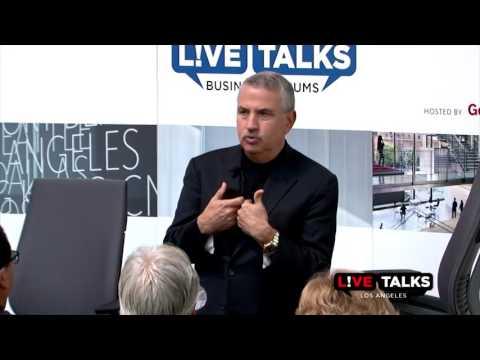 Thomas Friedman at Live Talks Los Angeles