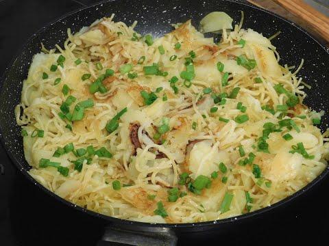 Всего 2 ингредиента  + 5 мин. Работы и вкусный  ужин готов!
