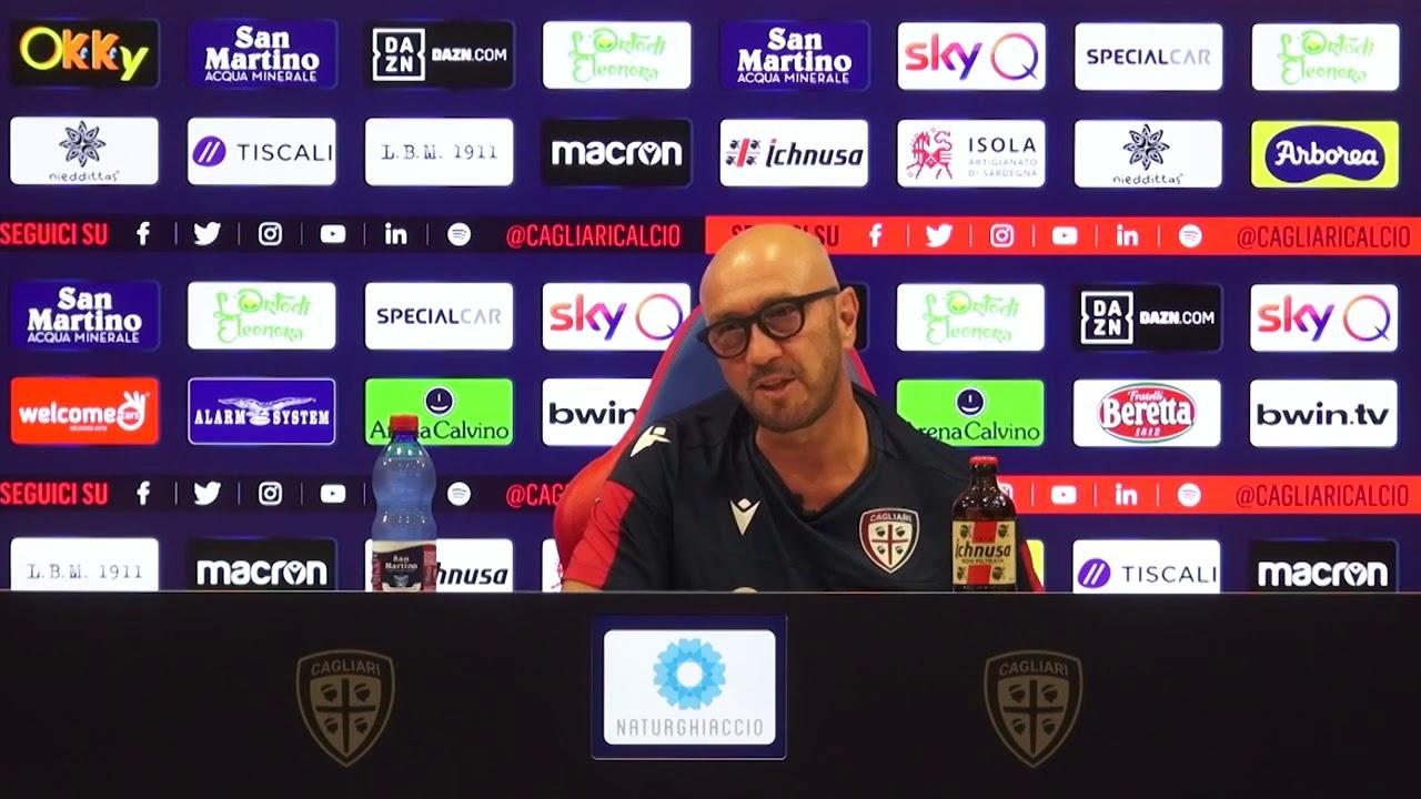Milan-Cagliari, la conferenza stampa pre-gara