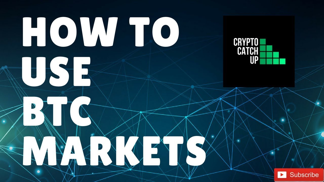 Btc Markets Australian Crypto Currency Exchange