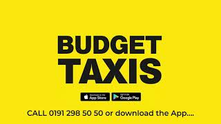 Budget Taxis Local TV Commercial #SupportLocal