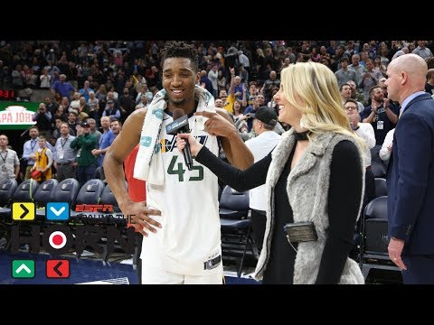 Behind Donovan Mitchell, Utah Jazz have won 10 straight games   Around the Horn   ESPN