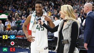 Behind Donovan Mitchell, Utah Jazz have won 10 straight games | Around the Horn | ESPN