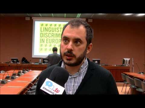 A Mesa denuncia na ONU a represión lingüística que sofren os galegofalantes