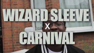 wizard sleeve x london carnival 2011