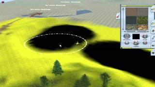 Trainz Railroad Simulator 2004 - Tvorba mapy díl 38.