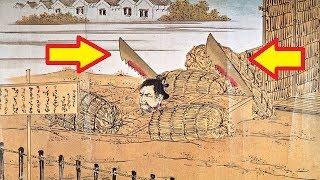 【恐怖】エグすぎる江戸時代の極刑6種