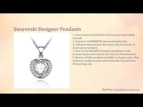 Exclusive Swarovski Jewelry Collections