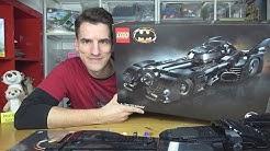 Ich bin der Batman! LEGO® 76139 UCS Batmobil