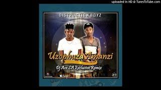 Distruction Boyz - Uzophuza Amanzi (Audio)
