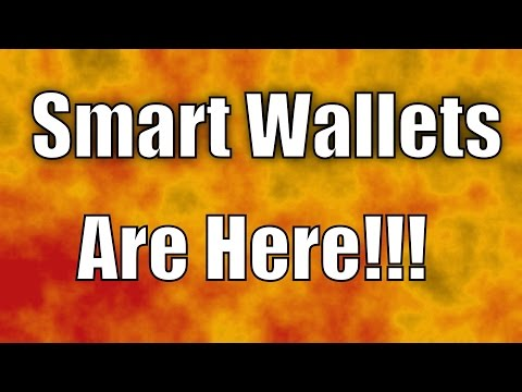 #8 Smart Wallets are here! Bitcoin usage will explode in the developing world