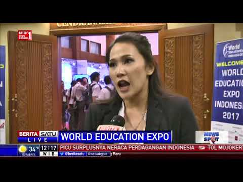 Puluhan Universitas Ternama Dunia Meriahkan World Education Expo 2017