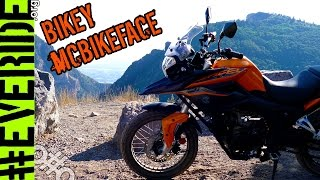 """NEW CHINESE """"DUAL SPORT"""" MOTORCYCLE REVEAL! Zongshen CSC RX3 Cyclone 250 #everide"""