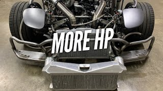 AWD 4 Rotor missing 250+ HP at the 1000HP Dyno!  We found it with science!