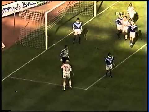 1^ giornata Bari-Brescia 2-0 1996-1997 Guerrero,Guerrero