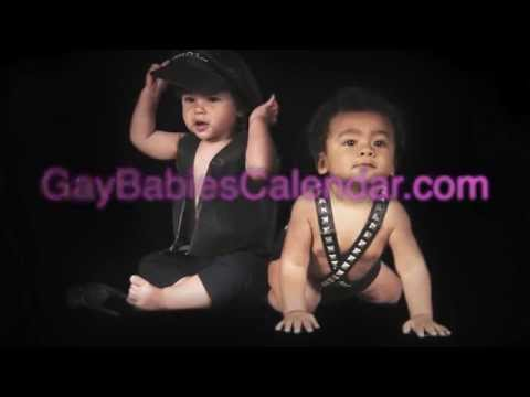Gay Baby Calendar 2015 Commercial Ft Chad Shank YouTube
