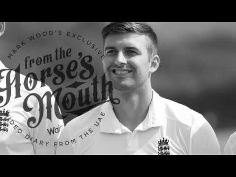 From the horse's mouth: Mark Wood in the UAE 3