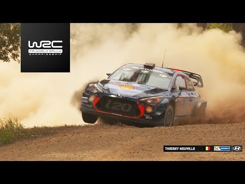 WRC - Kennards Hire Rally Australia 2017: Highlights / Review