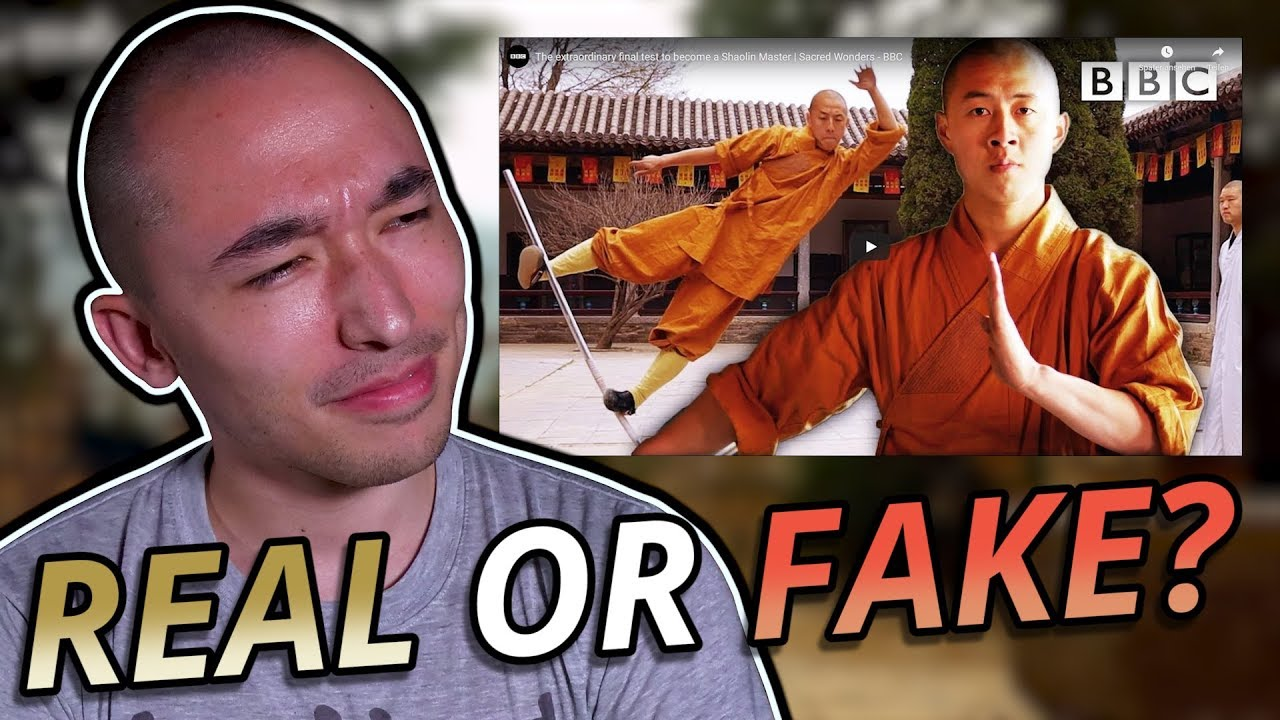 Download Real Shaolin Disciple Reacts to BBC Shaolin Master Documentary
