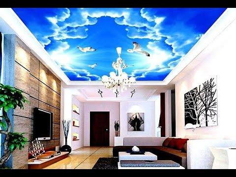 25 Fabulous Sky Wallpaper For Ceiling