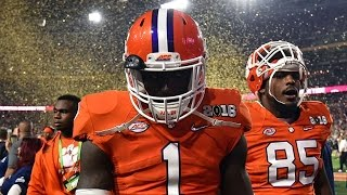 Repeat youtube video Clemson Football || The Journey || 2016-17 Season Highlights