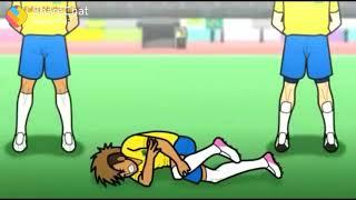 ഇത് ഉണ്ടാക്കിയവനെ സമ്മതിക്കണം. Neymar funny malayalam cartoon troll video