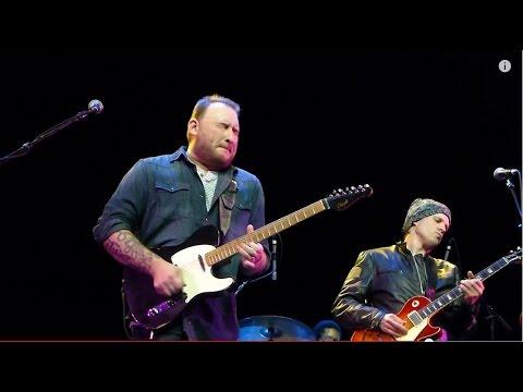 Joe Bonamassa, Josh Smith, Paulie Cerra - Blues Deluxe - 2/18/15 Artist Jam KTBA At Sea