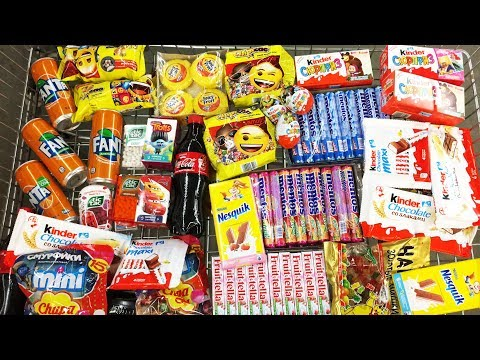 A Lot Of Candy 2018 NEW #45 Киндер...
