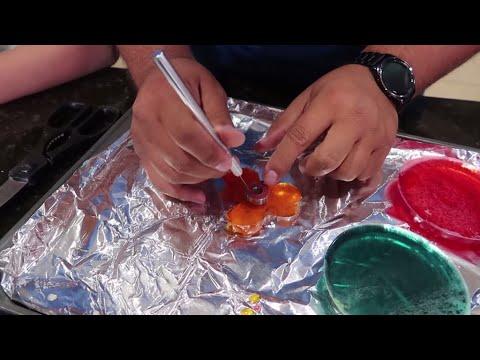 Gummy Fidget Spinners!
