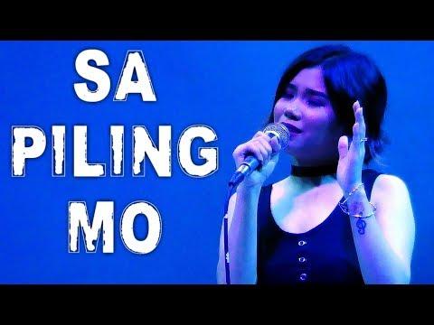 KATRINA VELARDE - Sa Piling Mo (The MusicHall Metrowalk | September 26, 2018) #HD720p