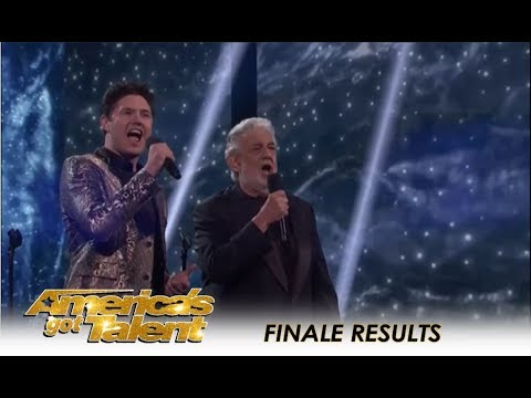 Daniel Emmet & The GREAT Plácido Domingo Duet! | America's Got Talent 2018