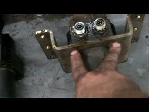 ZERO TURN MOWER REPAIR how to replace the pumps and wheel motors